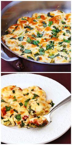 Zucchini Parmesan #veggies #zucchini #recipe