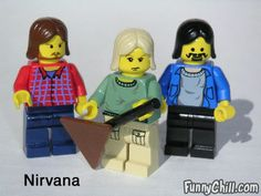 images musicians made of legos | Lego Musicians