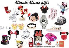 Minnie Mouse @Disney #giftideas