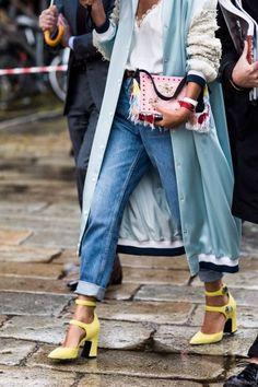Her Zaman Trend Olan Kot Pantolon Modelleri
