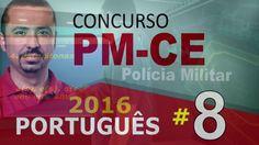 Concurso PM CE 2016 PORTUGUÊS - Polícia Militar do Ceará # 8