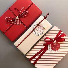 Christmas Gift Wrapping, Diy Christmas Gifts, All Things Christmas, Christmas Time, Holiday Gifts, Christmas Decorations, Handmade Christmas, Creative Gift Wrapping, Creative Gifts