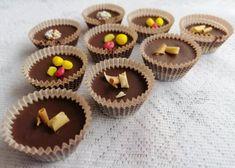 Čokoládové šuhajdy s pomarančovo-orechovo-rumovou náplňou, ktoré chutia najmä dospelým