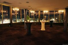 Hotel Urban (Panorama Room), Spring Hill http://www.partystar.com.au/functions/venue/4008b/