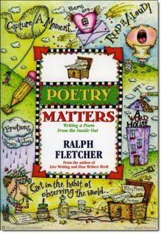 Poetry Matters by Ralph Fletcher is one of my favorite books for teaching poetry! You can read a short review on this page where you'll also find free poetry teaching resources. Enjoy!