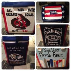 Cooler for Tank #thetachi #cooler #fraternity