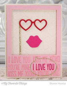 Photo Booth Love by StamperSharon - Cards and Paper Crafts at Splitcoaststampers