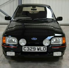 Classic Cars British, Ford Classic Cars, Ford Rs, Car Ford, Fiat 500, Mustang, 1990s Cars, Ford Motorsport, Bmw