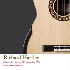 Join Richard Hartley at The Harley Open Studio event 25 - 27 November Richard uses traditional techniques to construct his using only the finest quality materials and tone-woods. Christmas Art, Christmas Shopping, Art Market, Woods, Studios, Instruments, November, Join, Traditional