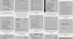 Trumps financial records depositions and interview transcripts: The documents behind Trump Revealed | Entretenimientos y diversiones - Mira la publicación completa en mi página de Facebook Entretenimientos y diversiones: http://ift.tt/1WR4zsl  - Mas fotos y publicación completa en: http://ift.tt/2bzl8ud