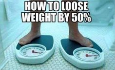 How To Loose Weight By 50 Percent