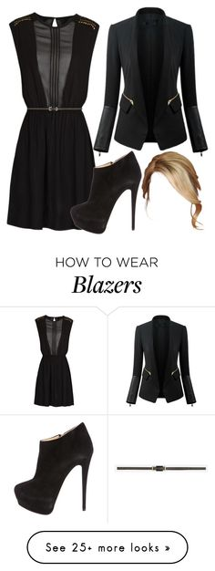 """""""Untitled #1275"""" by milesofsmiles12345 on Polyvore featuring MANGO, Chicsense, Giuseppe Zanotti, CHARLES & KEITH, women's clothing, women's fashion, women, female, woman and misses"""