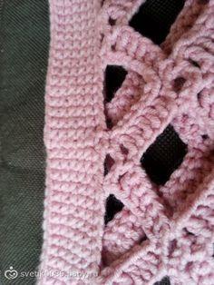 How To Crochet- Daisy Flower Stitch Tutorial - Crochet Chunky Crochet Daisy, Crochet Leaves, Bead Crochet Rope, Chunky Crochet, Crochet Motif, Easy Crochet, Crochet Stitches, Crochet Patterns, Crochet Shawl