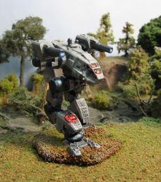 Painted-Battletech-MWO-Catapult-K2-PPC-DCMS-1st-Genyosha-Made-of-Metal