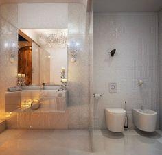 Veja 8 Ideias para Decorar Banheiros Grandes | Decoração, Design e Arquitetura