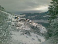 Magico inverno a Bolentina