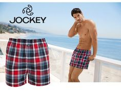 Win 3 x sets of Jockey clothing sweepstakes