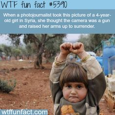 This is sad it just shows the violence not only in Syria but also around the world, this one picture shows what violence war driven countries r going threw and what innocent children r experiencing(this minute I'm crying. No child deserves this no child at all!!!)