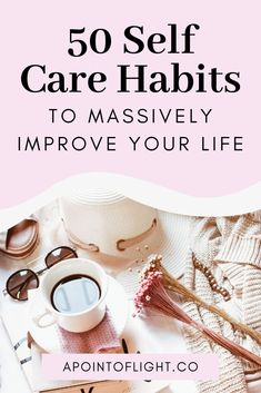 Make 2020 your best year by integrating these self care habits into your life. These self care habits will bring you health and happiness. care 50 Ways to be Healthy and Happy in 2020 Ways To Be Healthier, Ways To Be Happier, Good Habits, Healthy Habits, Wellness Tips, Health And Wellness, Mental Health, Coaching, Quotes Thoughts