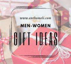 Ιδέες για δώρα για γυναίκες και άντρες - Gift ideas for men and women.