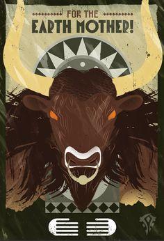 Posters: World of Warcraft propaganda