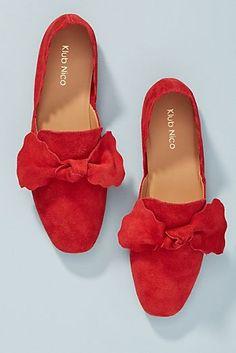 ce34b43e4c Klub Nico Giovanna Flats Kitten Heel Shoes