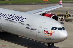 Photography by sunset-winghttp://sunsetwing.com/  Narita International Airport (RJAA/NRT) / 成田国際空港  2月1日で成田、日本から撤退するVirgin Atlantic Airways  私が会うことができた乙女たちを紹介  A340-600 / G-VFIT / Dancing Queen