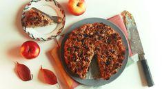 CROUSTI MOELLEUX AUX POMMES ET CIDRE  Quel est votre type de gâteau préféré? Moi qui aime tester toutes sortes degâteauximprobabl