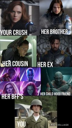 Love this meme. They should have one for star trek star wars and doctor who-Love this meme. They should have one for star trek star wars and doctor who Love this meme. They should have one for star trek star… - Avengers Humor, Marvel Jokes, Films Marvel, Funny Marvel Memes, Dc Memes, Memes Humor, Marvel Cinematic, Funny Comics, Funny Humor