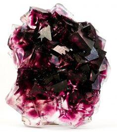 Crystals ❦ CRYSTALS ❦ semi precious stones ❦ Kristall ❦ Minerals ❦ Cristales ❦