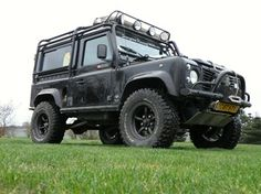 Land Rover Defender 90 Tdi Sw County