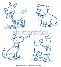 Dog Drool Stock Photos, Images, & Pictures | Shutterstock