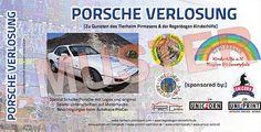Kauf ein Los für die große Porsche Verlosung und unterstützt damit die Regenbogen Kinderhilfe Pirmasens, sowie das Tierheim Pirmasens.
