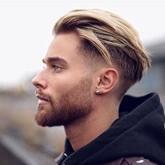 "658 Likes, 3 Comments - mens hairstyles haircuts 2017 (/fadegame/) on Instagram: ""Follow /fadegame/ and tag us to your photos to be featured. Hairstyle by /erichagberg/ * ** ***…"""