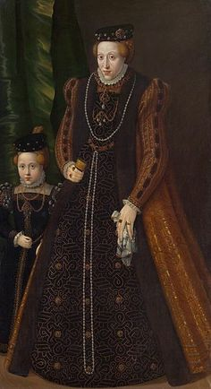 Archduchess Maria of Austria (May 15, 1531 – December 11, 1581) was the daughter of Emperor Ferdinand I from the House of Habsburg and Anna Jagiello.She married William, Duke of Jülich-Cleves-Berg on July 18, 1546 as his second wife and they had children...