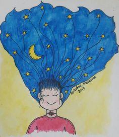 Ilustração de Ariadne Medeiros