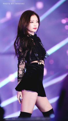 Sexy Outfits, Stage Outfits, Kpop Outfits, Blackpink Jennie, Blackpink Fashion, Korean Fashion, Fashion Outfits, Blackpink Wallpaper, Black Pink Kpop
