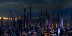 Ilium Concept - Mass Effect