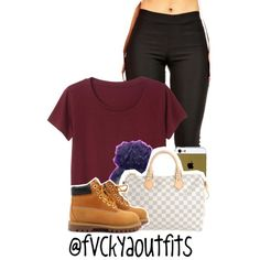 Untitled #973, created by fashionkillas on Polyvore