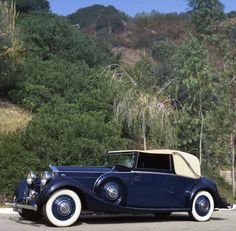 1935 Special Sedanca Coupé (chassis 197TA) by Windovers