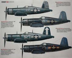 Fascicule Altaya N°4 - Vought F4U-1A Corsair http://maquettes-avions.hautetfort.com/archive/2011/06/18/avions-de-combats-de-la-2e-guerre-mondiale-altaya.html