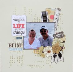 The Best Things In Life... - Scrapbook.com