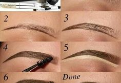 want stunning eyebrows? Try this.
