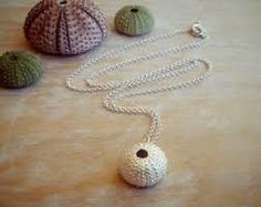 Image result for sea urchins for casting in silver