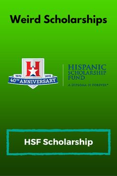 hispanic scholarship essays Description the hsf scholarship is designed to assist students of hispanic  heritage obtain a college degree scholarships are available, on a competitive  basis.