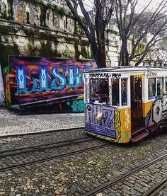 L.I.S.B.O.A 🚋🚊 #lisbon #street #streets #tram #art #lisboa #funicular #streetphotography #streetart #city #cityscape #vsco #vscocam #vscoeurope #portugal #streetstyle #winter #instatravel #travels #travelgram #travel #wanderlust #instapassport #europe #instamoment #photography #instagram #artwork #beautiful #lisbon🇵🇹