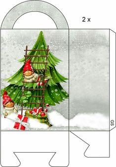 Christmas Sheets, Christmas Gift Box, Christmas In July, Christmas Images, Christmas Art, Christmas Decorations, Xmas, Christmas Templates, Christmas Printables