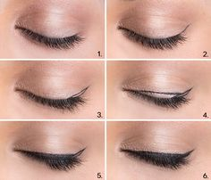The Secret Trick to Nailing the Perfect Cat-Eye | Women's Health Magazine