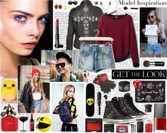 """""""U got the look"""" by elske88 ❤ liked on Polyvore"""