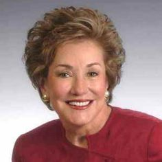 Elizabeth Dole, North Carolina's first female senator, former President of the American Red Cross, former Secretary of Transportation (Reagan), and former Secretary of Labor (GHW Bush), former chair of National Republican Senatorial Committee.